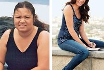Weight Loss  Before and After / by Debbie Williams