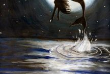 Mermaids / by Marianne Eberle