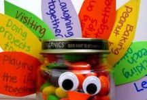 Baby Food Jars / by Texas Type A Mom