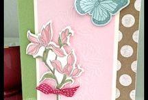 Cards - Backyard Basics & Framelits / by Margaret Raburn