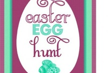 Easter Egg Hunt Ideas / by Aria Potter