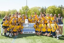 2013 Women's Lacrosse MAAC Championship / Photos commemorating the third-straight MAAC Championship for the women's lacrosse program! / by Canisius Athletics