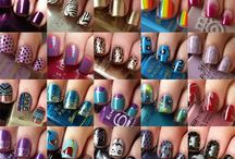 Nails / by Tina Targia