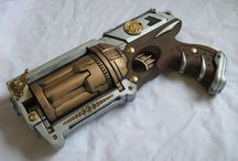 Steampunk Gallery / by Reilly's Law