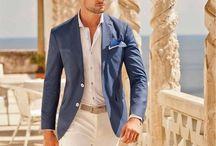 Men's fashion / Men's fashion, perfect gift for men / by ChooseYourCufflinks.com