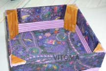 Cajas de fruta - Fruit boxes / by vitoma