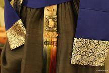 hanbok-korean dress / by Loias