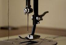sewing / by Julie Kurt