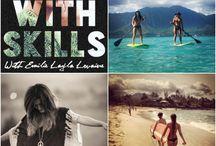 GIRLS WITH SKILLS / by Motel Rocks