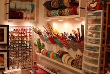 CREATIVE Space Odyssey / Studios & craftrooms / by JEssica Springfield