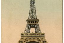 Vintage European postcards / by Jennifer Lowe
