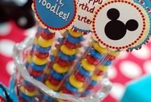 cute birthday ideas / by Steph