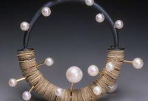 Schmuck / jewelry / by Ursula von Kirchbach