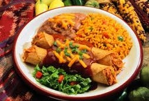 Mexican food / by Lisa Garrison