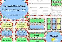 Classroom Organization / by TeachingRocks!