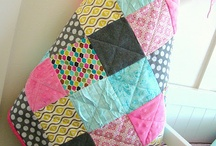 quilting / by Ashley Kenyon