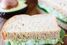 Sandwich  / by Erin Mosey