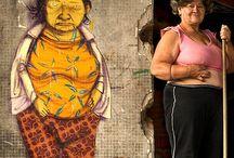 street art / by Feni Afiani