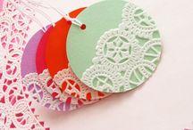 Ornaments idea / by Orlando-Rica Bruno