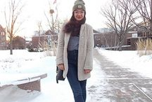 College Fashionista / Photos I've taken of fashionistas (and fashionistos) on campus~ / by Caitlin Bixby