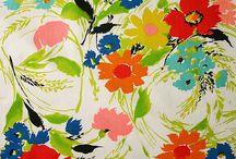 fabric / by Betz White