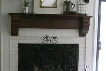 Fireplace / by Tabitha Hugdahl