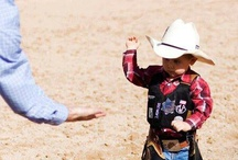 Our Little Cowboy / by Katie Strong