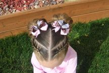 Little lady hair / by McCall Gale