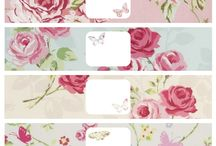 Printables / by Moda Long