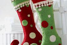 Christmas Stockings / by Terri Deeds
