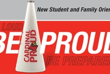 UofL Orientation 2013 / Welcome to the Cardinal family! Learn about the Orientation process and more.  / by UofL Admissions
