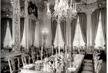 Dinning Rooms  / Beautiful rooms we eat in. / by Antique Iron Beds by Cathouse Beds