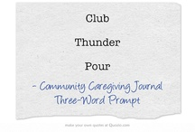 Community Caregiving Journal / by Denise M. Brown