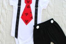Baby boy first birthday ideas / by Kyana Del Toro