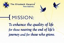 Our Mission / by The Elizabeth Hospice