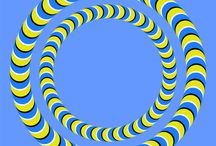 Optical illusions / Take a good look at all of these pictures / by Nicole M