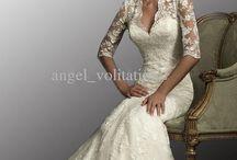 Wedding Dresses / by Kristen Chirafisi