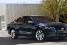 All-New 2014 Impala / by Crotty Chevrolet Buick
