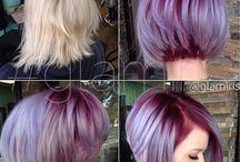 hair! / by Amy Stingl