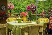 Gardens, Summerhouses & Accessories / Cottage or Grand, Quirky or Country... / by Vintage Lifestyle