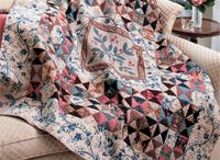 Scrappy Quilts / Quilts to use scrap collection or new collection of fabric for. Anything goes! / by Fons & Porter's Love of Quilting