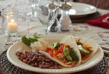 Favorite Recipes / by Bridget Go