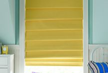 window treatments / by Alexandra Davis