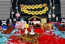 Pirate Party Ideas / Pirate Party Ideas / by PartyCheap.com