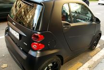 Smart en Negro Mate Car Wrapping by Pronto Rotulo since 1993 / Vinilado integral de Smart con desarmado de piezas incluido para su optima colocación. Color original Negro Brillante a Negro Mate Materiales wrap alta gama MacTac.  + info en http://www.prontorotulo.com + info en https://www.facebook.com/prontorotulo  + info en https://www.twitter.com/prontorotulo  + info en https://www.youtube.com/prontorotulo  + info en http://www.pinterest.com/prontorotulo  / by Pronto Rotulo
