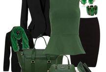 green / by Sharon Loya