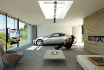 Garage / by uptocar