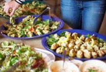 Party food;) / by Tami Krüger
