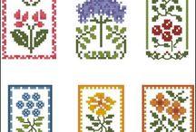Cross Stitch BookMarks / Bookmarks cross stitch patterns / by Pinoy Stitch
