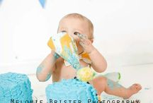First Birthday Ideas / by Amanda Brumley